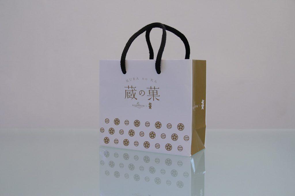 蔵の菓(くらのか)手提げ袋